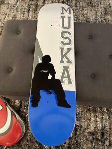 Chad Muska Shortys Skateboards Board Logo Black T-Shirt