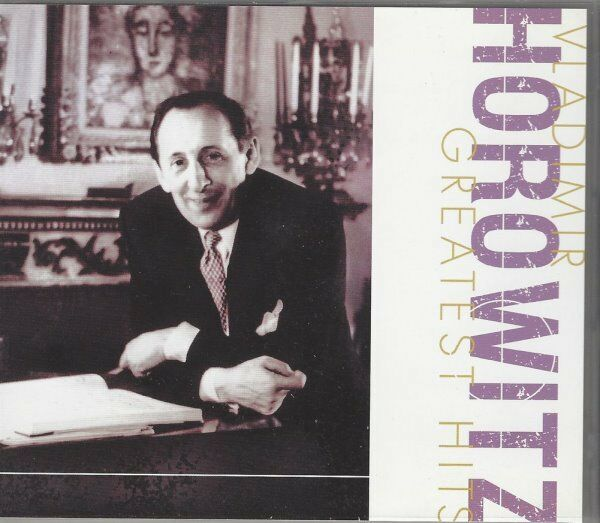 Vladimir Horowitz - Greatest Hits - CD, 15 Tracks, Australia, 2009