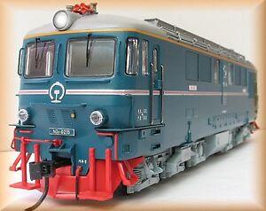 China-Railway-Eisenbahn-ND2-dieselok-Romania-060DA-amp-East-Europe-Prototype-HO