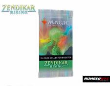 Zendikar Rising Collector Booster Pack Magic the gathering MTG FOIL FACTORY SEAL