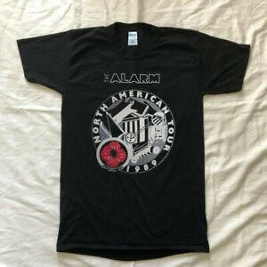 RARE REPRINT Danzig Not Of This World Tour 1989 Vintage T-Shirt GILDAN USA Men's Clothing T-Shirts