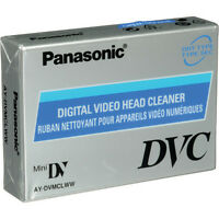1 Panasonic Mini Dv Head Cleaning Cassette For Pv Gs12 Gs120 Gs150 Gs16 Gs180