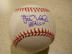 Frank-Viola-Twins-NY-Mets-Red-Sox-signed-88-ALCY-MLB-ball-with-COA