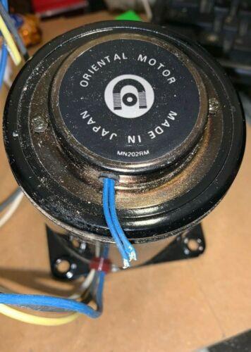 ORIENTAL MOTOR INDUCTION MOTOR 4IK25RGK-A2 Stepper Motor For Drill//Mill//3D Print
