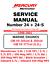 Manual Mercury MerCruiser Engines Stern-Drives Service Repair See Index PDF