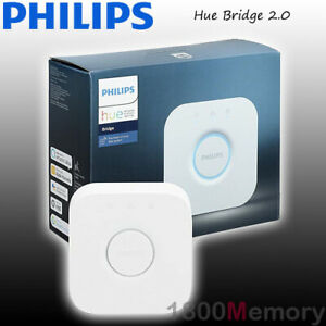 Philips-Hue-Bridge-2-0-for-Up-to-50-LED-Bulb-WiFi-ZigBee-240V-App-Voice-Control