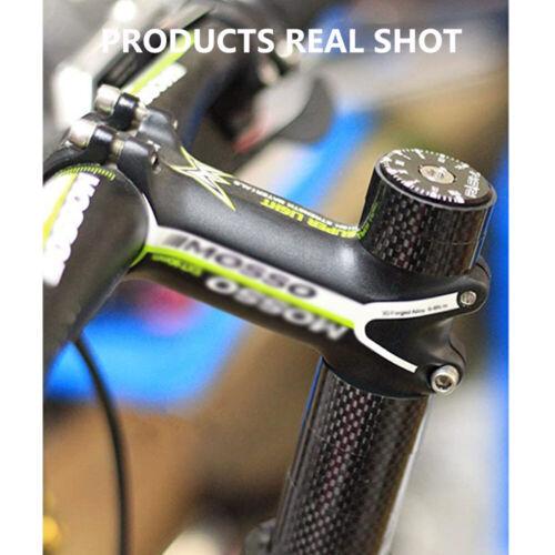 "11PC Headset Spacers Carbon Fiber Bike Washer 1-1//8/"" MTB//Road Bicyle Fork 6 Size"