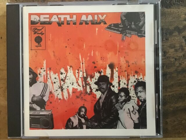 Death Mix The Best Of Paul Winley Records (2001) CD