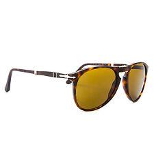 Persol PO9714 Folding Sunglasses 24/33 Havana / Brown 9714 52 mm