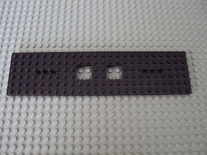 LEGO Trains 6x28 Dark Bluish Gray Train Base Plate Chassis Carriage BRAND NEW