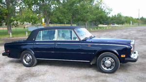 1978 Rolls-Royce Silver Shadow II Sedan