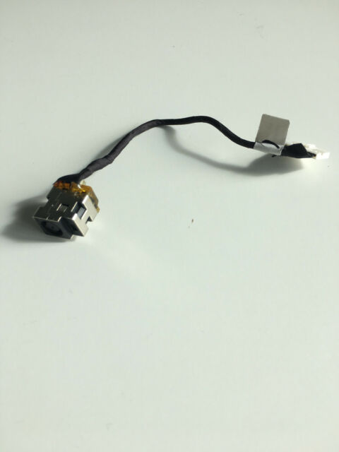 Genuine Original HP Compaq G56 DC Power Jack Socket Cable 8 Pin DD0AX6PB000