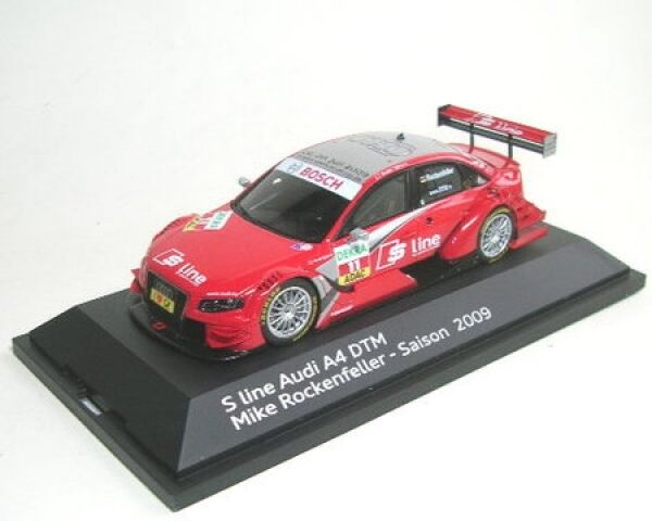 Audi a4 No. 11 DTM 2009