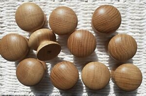 8-large-kitchen-door-knobs-handles-drawers-cabinet-cupboard-oak-wood-44-mm