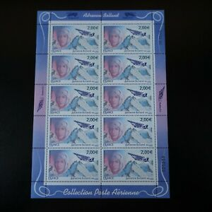Feuille-Sheet-Stamp-post-Aerial-Pa-N-68-x10-2005-Neuf-Luxe-Mnh