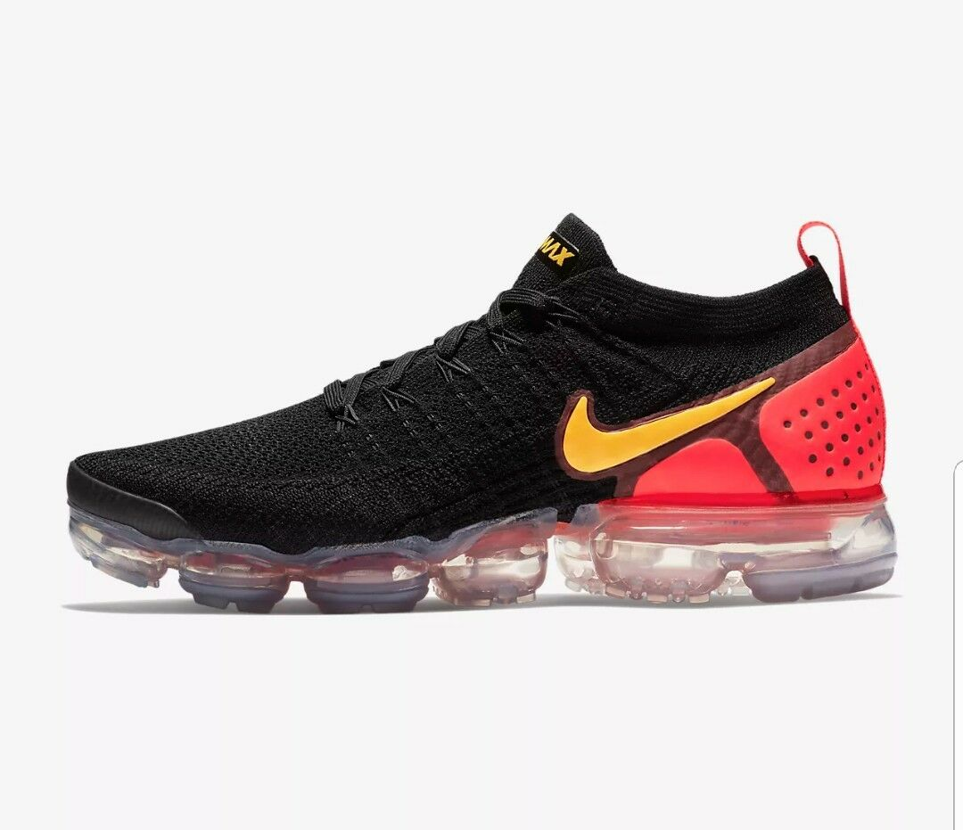 Great Deal! Nike VAPORMAX FLYKNIT 2!!!! NEW! DIFFERENT COLORS AVAILABLE Comfortable and good-looking