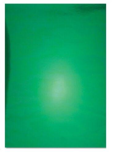 A4 Artisanat Carte 270 GSM *** PRIX SPÉCIAL *** Argent Miroir Mirri