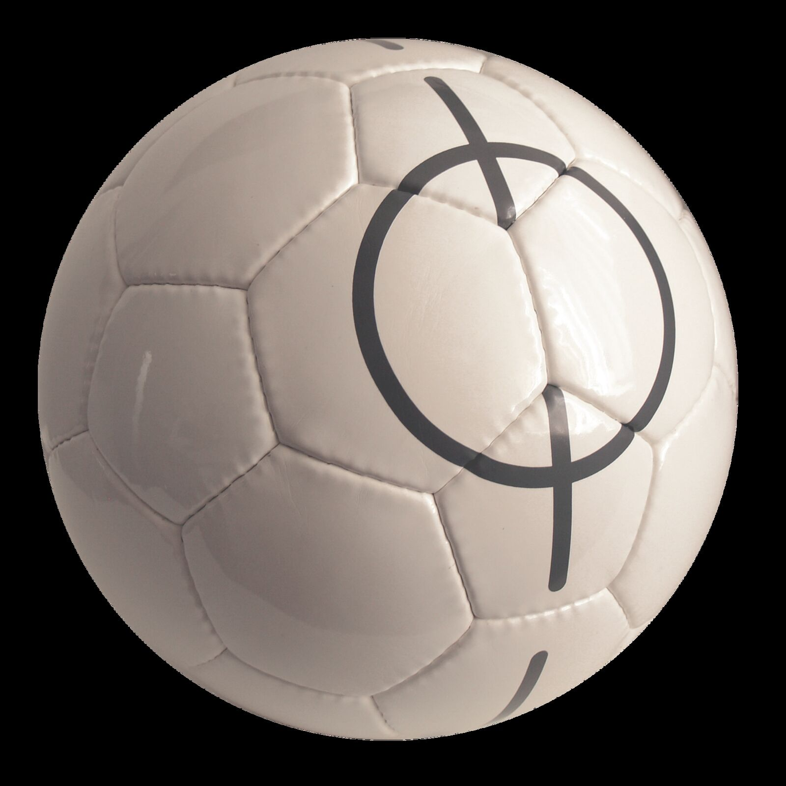 5x DERBYSTAR Fußball Blanko Gr. 5