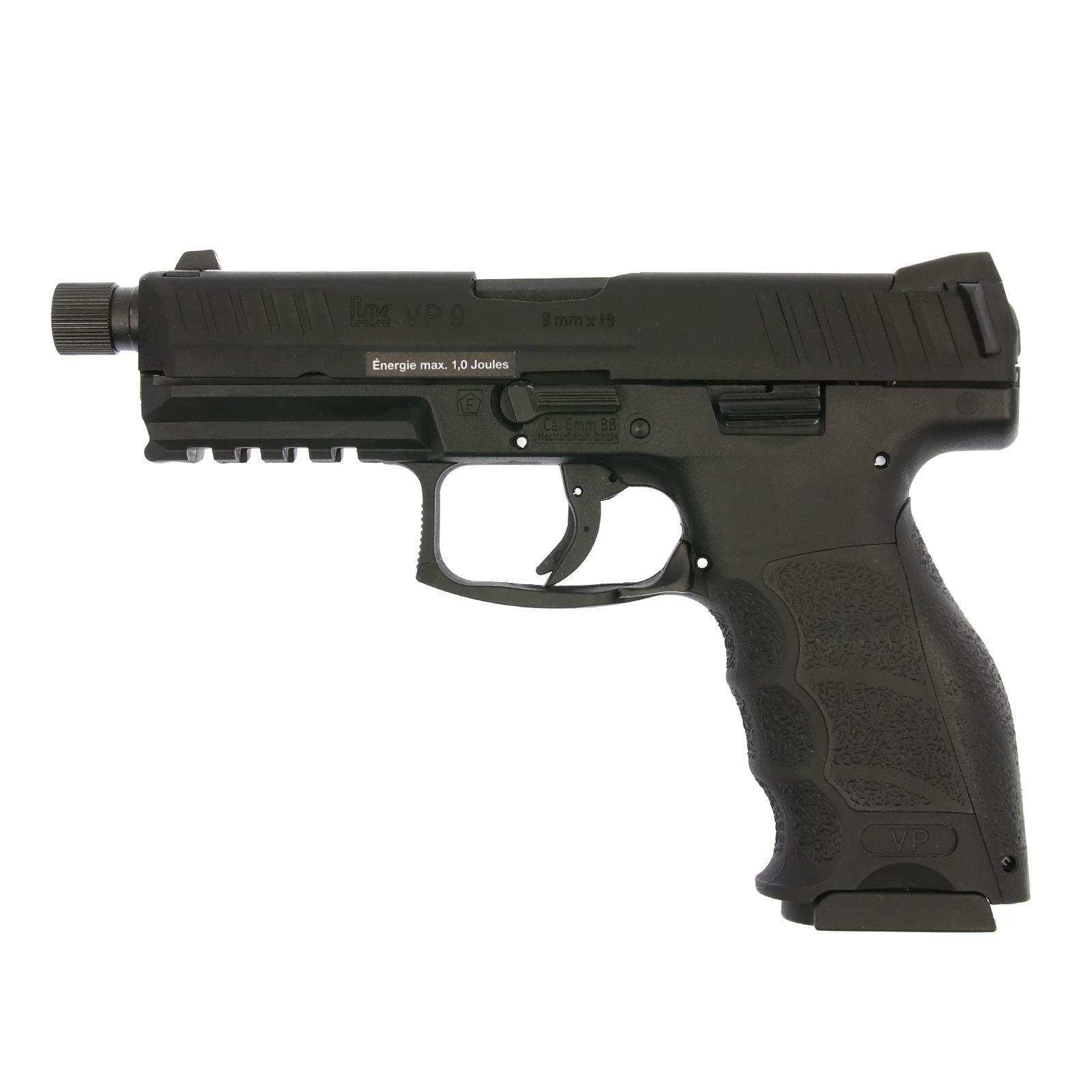 Softair - Pistole - HECKLER & KOCH KOCH KOCH - VP9 Tactical - ab 18 über 0 5 Joule 292b73