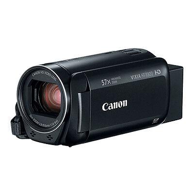 Canon VIXIA HF R800 Full HD Camcorder HFR800 Black with 57x Advanced Zoom