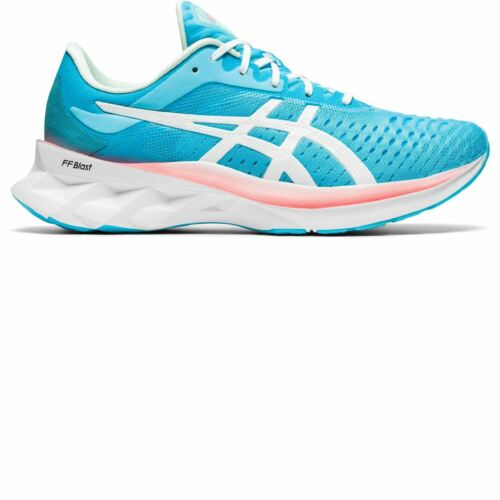 Asics Womens Novablast Shoes Road Running Training Sports Lace Up Trainers