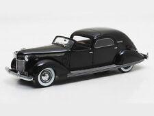 CHRYSLER IMPERIAL C15 TOWN CAR WALTER P. 1937 BLACK MX50303-061 Matrix 1:43 New!