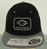 Gateway Systems Mattress Makers Gray Black Baseball Hat Cap