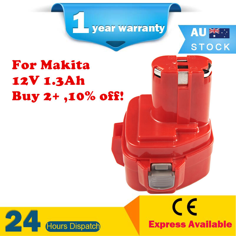 Makita accu 1220 12v 1 3 ah
