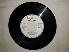 "Def Leppard/Emerson Lake&Palmer -Disco Vinile 45Giri 7"" Edizione Promo JukeBox"