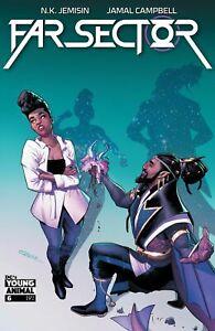 Far-Sector-1-7-Select-Main-amp-Variant-Covers-DC-Comics-2019-2020-NM