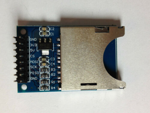 Ethernet /& SD módulo parenc28j60SD-card slotArduino Lan red rj-45
