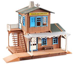 Western Station Colorado Springs Playmobil 6462 à 3770 Original Foil Nouveau