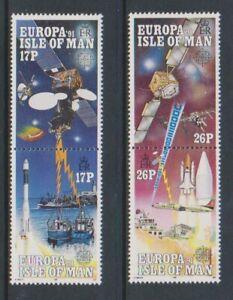 Isle-of-Man-1991-Europe-in-Space-set-MNH-SG-474-7