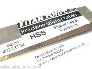 "HSS JOINTER KNIVES//BLADES DELTA,CRAFTSMAN,ROCKWELL 8/"""
