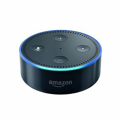 BRAND NEW AMAZON ECHO DOT 2ND GEN GENERATION - BLACK