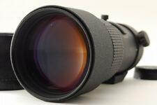 【B- Good】 Nikon AF NIKKOR 300mm f/4 ED IF Telephoto Lens w/Caps From JAPAN #2731