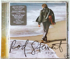 nouvel album Cd ROD STEWART : Time  edition Deluxe neuf