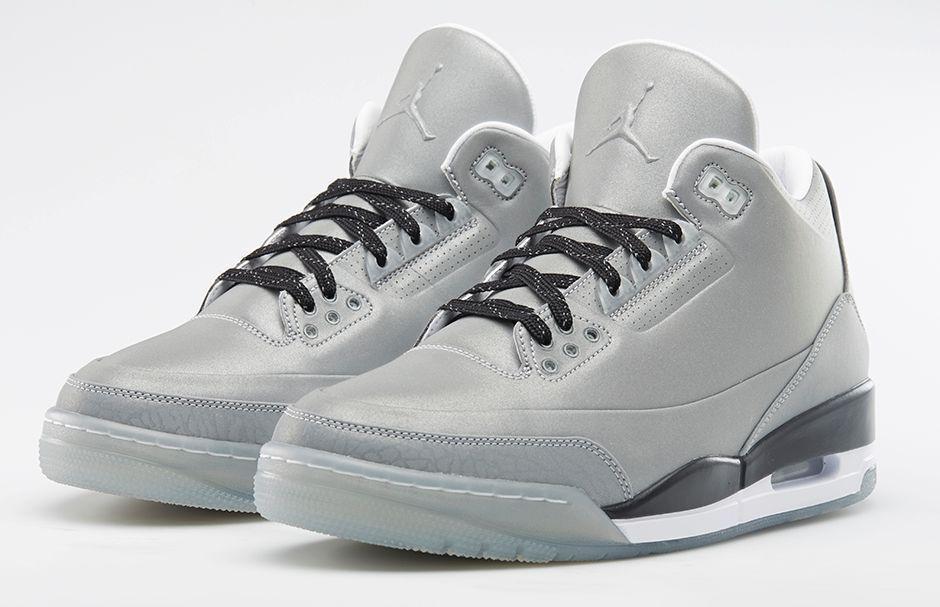 Nike Air Jordan 5LAB3 Reflective Silver 3M Size 10.5. 631603-003. 1 2 3 4 5 6