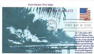 Uss-Shaw-DD-373-Pearl-Harbor-1941-Distruttore-Memorial-Navale-Primo-Giorno-Pm