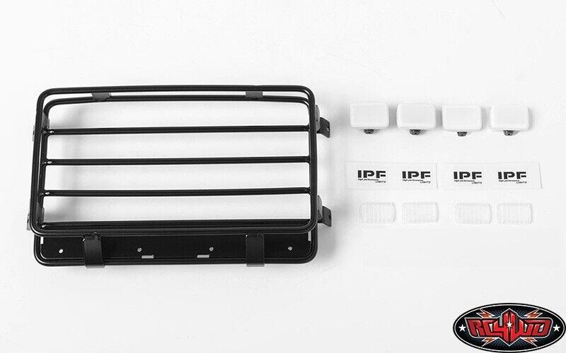 RC4WD RC4WD RC4WD malicia Mini Baca con luces para conjunto de cuerpo Mojave II VVV-C0425  minoristas en línea