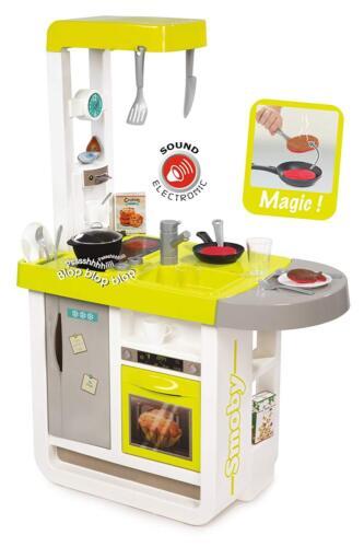25 accessori CUCINA GIOCATTOLO bambini cucina GRANDE chef XXL con forno frigo