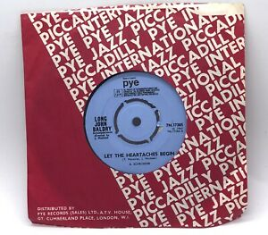 Let-The-Heartaches-Begin-Long-John-Baldry-7-vinyl-single-Record-1967-Pye