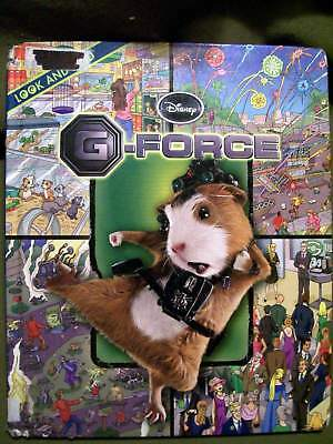 Disney Look Find G Force 2009 Hardcover Ebay