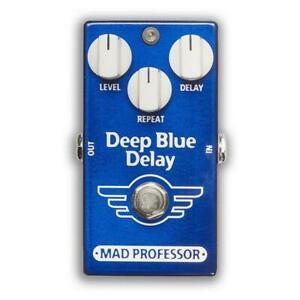Mad Professor BJF Design Deep Blue Delay - Natural Sounding Digital/Analog Delay