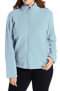 Columbia-Women-039-s-Fast-Trek-II-Full-Zip-Soft-Fleece-Jacket-Mirage