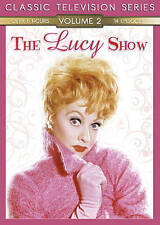 THE LUCY SHOW - Vol 2 (Over 5 Hours, 14 Episodes) DVD