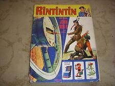 RINTINTIN 26 03.1972 BD RINTINTIN Les ROBINSON de l'ESPACE THUNGA SHERIF INDIEN