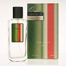 Q Perfumes version of HUGO by Hugo Boss Men's Cologne 3.4 oz New In Box