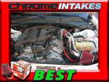 K&N+RED 05-10 DODGE MAGNUM/CHARGER/CHALLENGER/CHRYSLER 300 3.5L V6 AIR INTAKE
