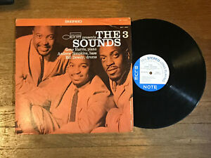 The-3-Sounds-LP-Self-Titled-Blue-Note-Liberty-BST-81600